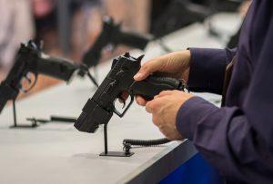 Gun Sales on the Rise